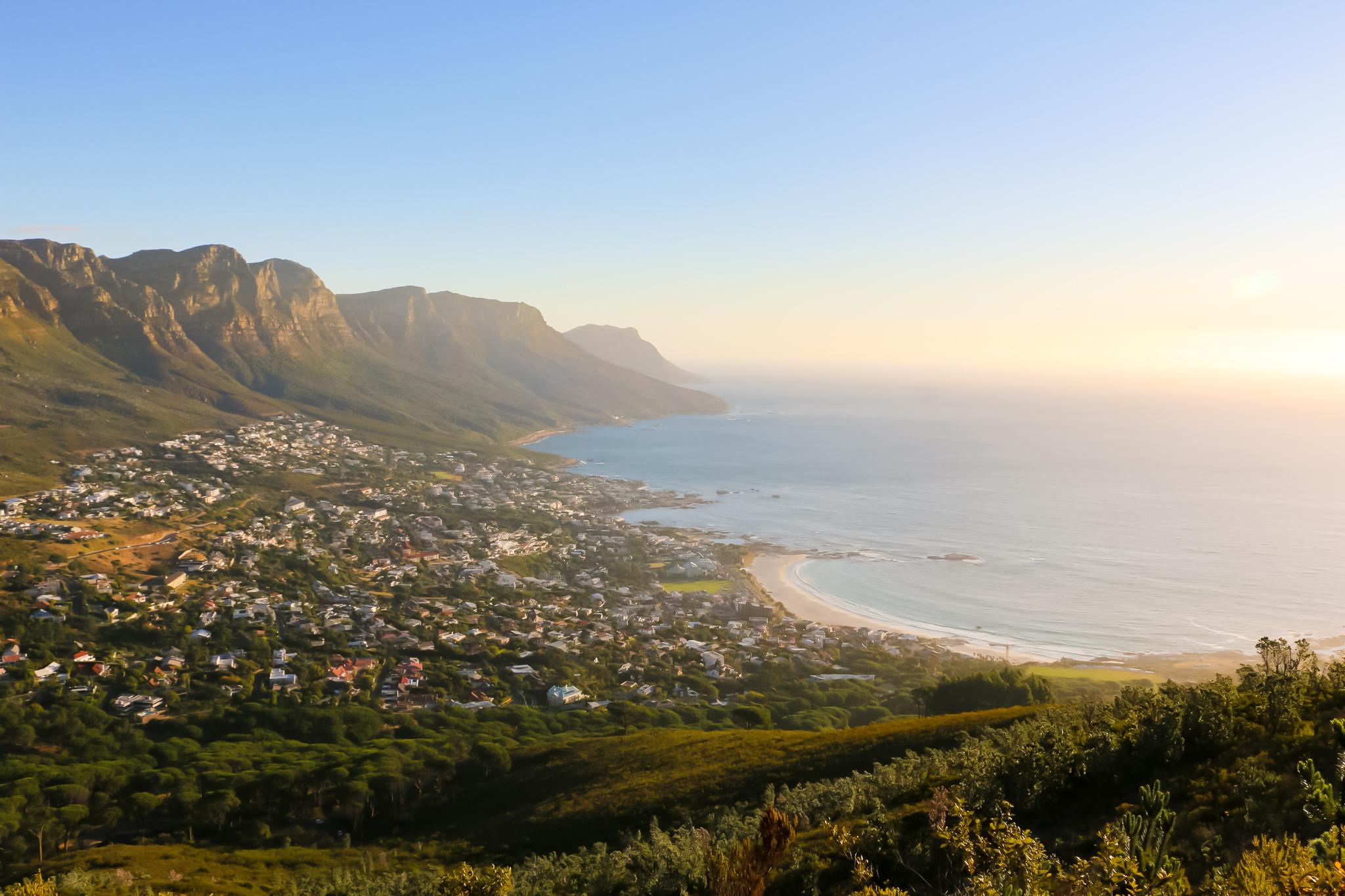 Neuer Lebensabschnitt: Kapstadt